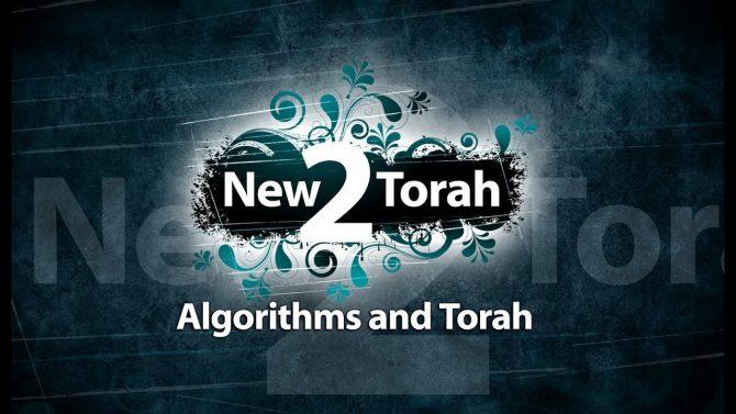 Algorithms and Torah
