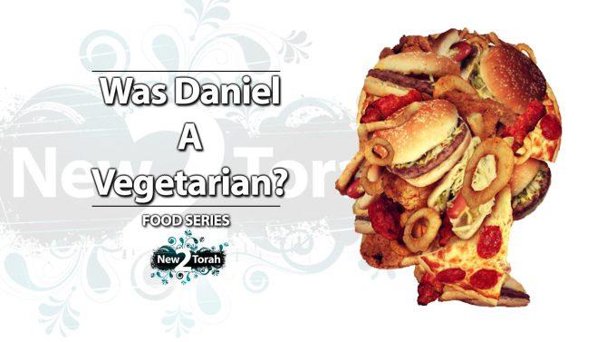 Was Daniel A Vegetarian?