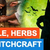 The Bible, Herbs And Witchcraft