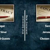 A Tale Of Two Covenants – Galatians 4