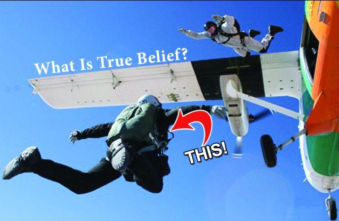 what is true belief